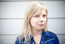 """Basia Bulat, whose record """"Good Advice"""" made the short list of 10 albums up for the 2016 Polaris Music Prize, performs at the Gordon Best Theatre on Wednesday, July 20th, with Evangeline Gentle opening"""