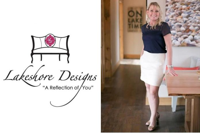 Angela Jones of Lakeshore Designs recently opened a second location south of Lakefield (supplied photos)