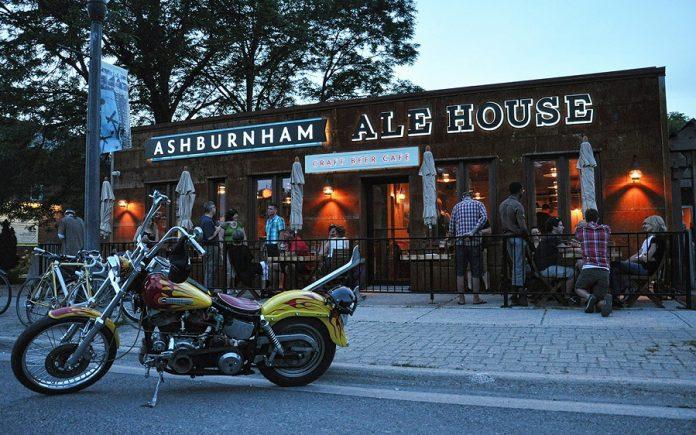 Ashburnham Ale House (photo: Ashburnham Ale House)