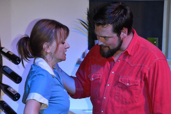 Lisa Devan as Kai's mother Helen and Mike Judson as Shane Purvis