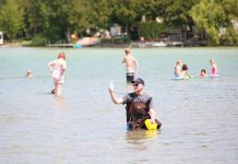 Local health units regularly test the quality of water at beaches in The Kawarthas during the summer months (photo: Peterborough Public Health)