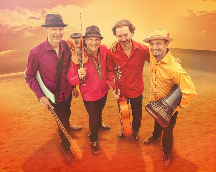 Juno-nominated Sultans of String brings world music to Peterborough Musicfest at Del Crary Park in Peterborough on Saturday, July 9