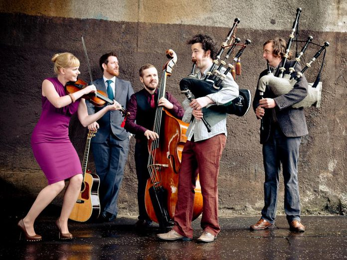Acclaimed Scottish folk music band Breabach opens Folk Under the Clock's 30th anniversary season at the Market Hall in Peterborough on September 23