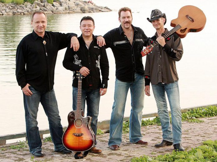 "Hotel California, ""The Original Tribute to The Eagles"", performs a free concert at Peterborough Musicfest in Del Crary Park on August 17"