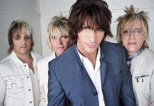 Canadian rock band Platinum Blonde, which had a string of hits in the 1980s, comes to Peterborough Musicfest for the first time on August 20 at Del Crary Park (publicity photo)