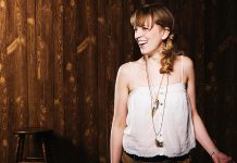 Alternative/rock/folk/roots/pop singer-songwriter Sarah Burton, who performs at the Wild Blue Yonder Pub at Elmhirst's Resort in Keene on August 16