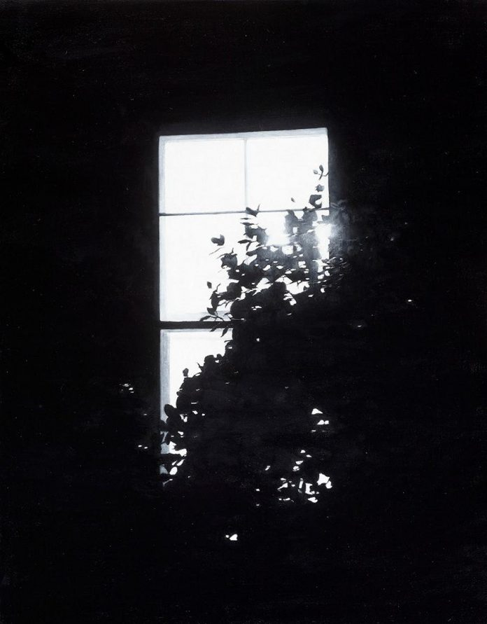 """""""Your Window""""  by Alex Bierk. This evocative image is one of many you will see this October at Artspace during Alex's latest show Forerunners (photo: Artspace)"""
