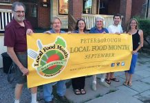 Peterborough celebrates Local Food Month in September, with more than 25 local food-themed events organized by community organizations and businesses throughout the region (photo: Farms at Work)