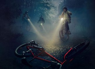 """A love letter to the supernatural classics of the '80s, the wildly popular Netflix original series """"Stranger Things"""" tells the story of a young boy who vanishes into thin air (photo: Netflix)"""