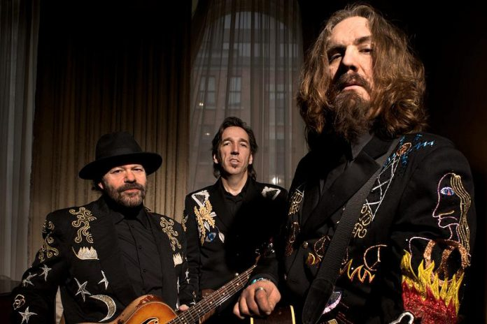 Colin Linden, Stephen Fearing, and Tom Wilson originally formed Blackie and the Rodeo Kings in 1996 as a tribute to the songs of Willie P. (photo: BARK)