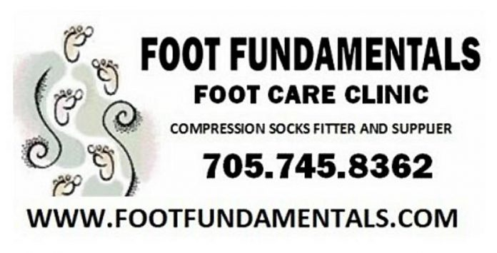 Foot Fundamentals Foot Care Clinic is located at 2090 Keene Road (supplied graphic)