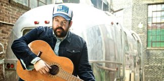 Peterborough Folk Festival presents Canadian singer-songwriter and multi-instrumentalist Donovan Woods with special guest Joey Landreth at the Gordon Best Theatre in Peterborough on Sunday, October 23 (publicity photo)