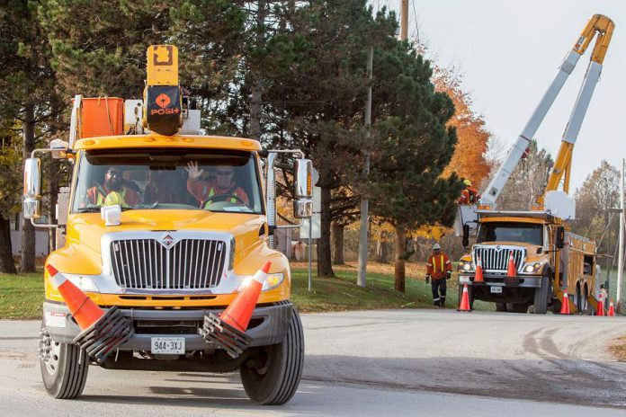 Hydro One is offering $105 million in cash to buy Peterborough Distribution Inc. (photo: Peterborough Utilities Group)
