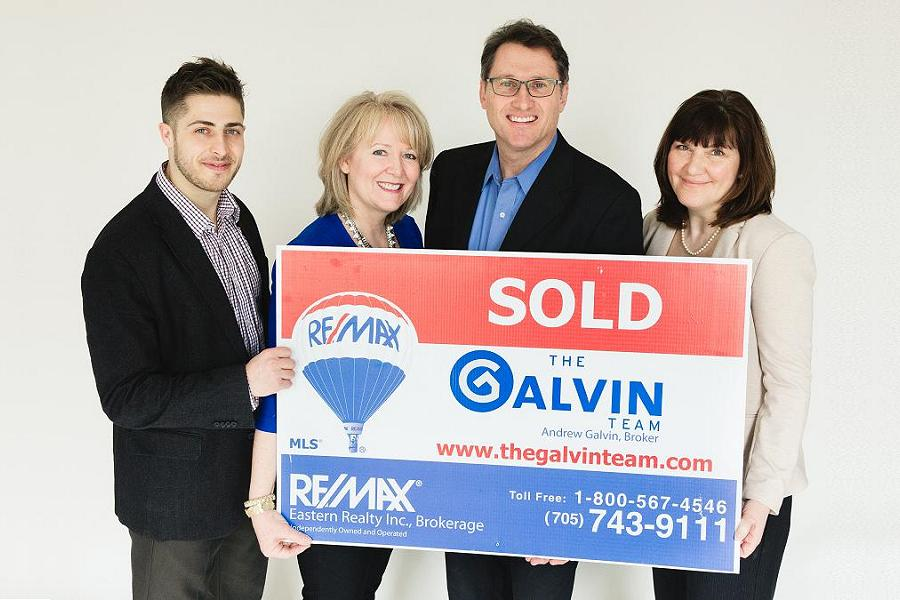 For more information about this and other listings, contact the Galvin Team at  705-743-9111 (Photo: The Galvin Team)