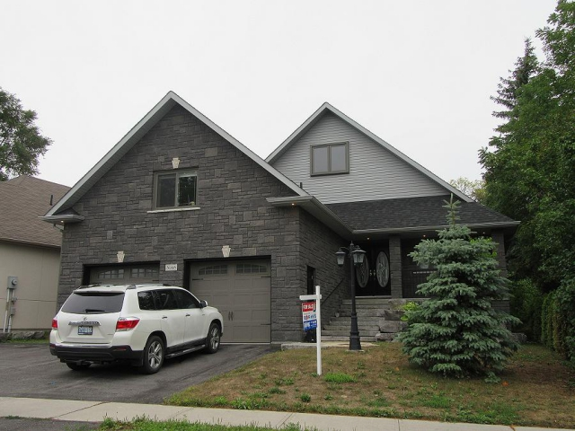 Recently inspected: this immaculate home with an attached two-car garage in East City. (Photo: David Sharman)