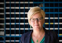 Rhonda Barnet, VP Finance at Steelworks Design Inc., was recently selected as the first-ever female chair of the national board of directors of Canadian Manufacturers and Exporters (photo: Steelworks Design Inc.)