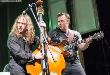 Ryan and Sam of The Weber Brothers, who are performing with their band at The Arlington in Maynooth on Friday, October 28 (photo: Linda McIlwain / kawarthaNOW)