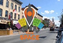 """Interested entrepreneurs have until January 13, 2017 to enter the """"Win This Space"""" competition, which includes a free one-year lease of a downtown Peterborough storefront beginning April 1, 2017 (photo: Peterborough DBIA)"""