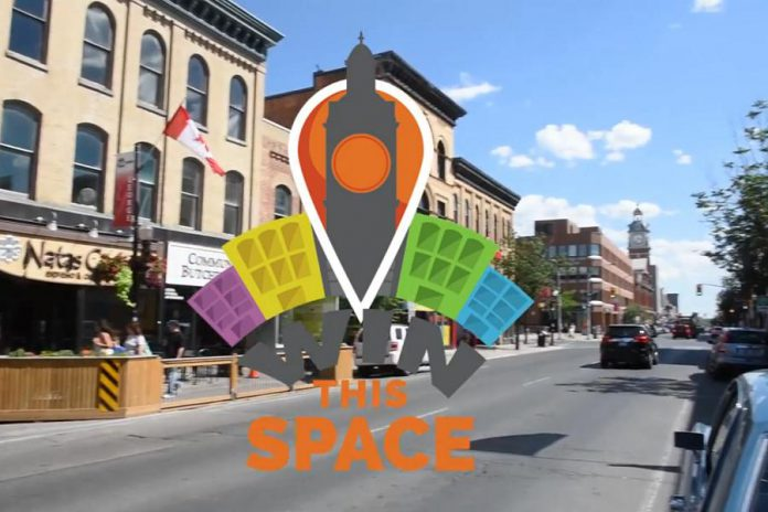 "Interested entrepreneurs have until January 13, 2017 to enter the ""Win This Space"" competition, which includes a free one-year lease of a downtown Peterborough storefront beginning April 1, 2017 (photo: Peterborough DBIA)"