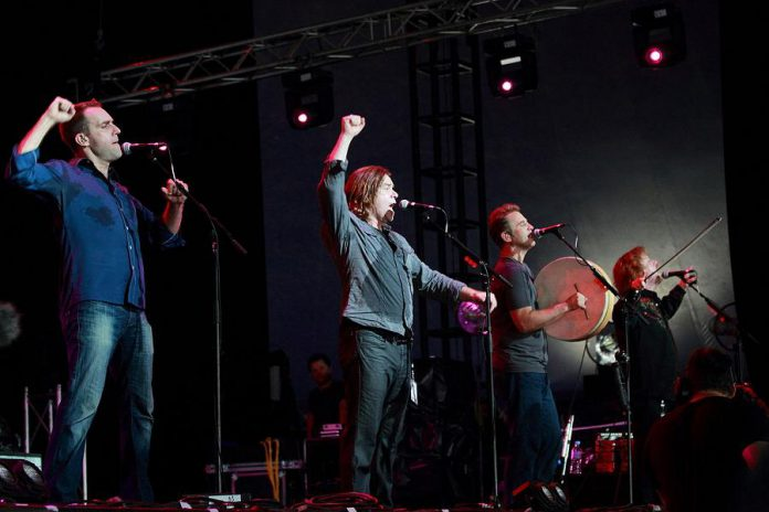 """In 2013, Séan McCann left Great Big Sea. the successful band he founded with  Alan Doyle, Darrell Power, and Bob Hallett. """"The world of Great Big Sea was 'have a drink, forget your problems,' and that's the world I can't be in anymore."""" (Photo: Wikipedia)"""