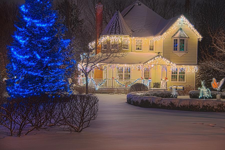 Christmas Lights Competition