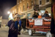 Whether you're young or just young at heart, you'll want to head to downtown Millbrook December 1st to 4th for Christmas in the Village (photo: Marjorie McDonald)