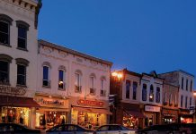 Downtown Lindsay has 185 shops and services, beautiful historic buildings, friendly shop owners, and free parking (photo: Lindsay Downtown Business Improvement Association)
