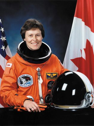 Dr. Roberta Bondar was the first neurologist in space and Canada's first woman astronaut. She was NASA's head of space medicine for more than a decade. (Photo: NASA)