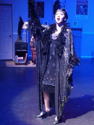 Josie Carr-Harris as the Chaperone (photo: Sam Tweedle / kawarthaNOW)