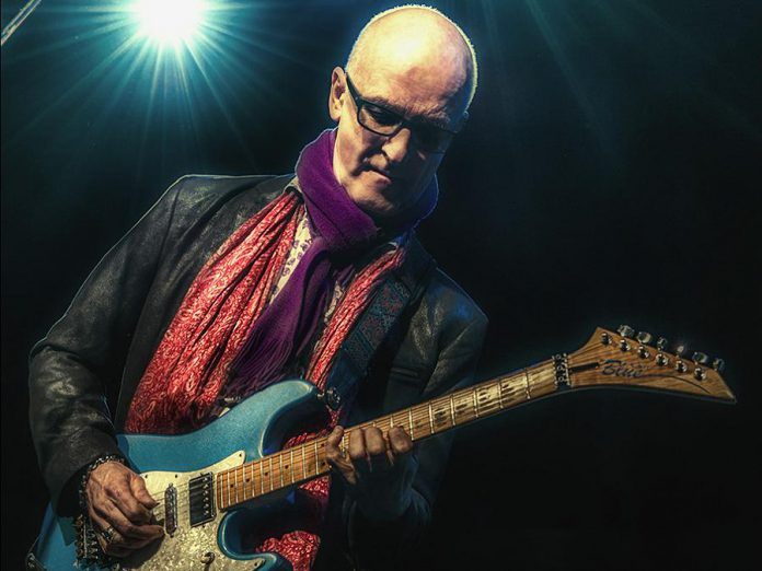 Iconic Canadian rocker Kim Mitchell returns to Peterborough MusicFest on July 1, 2017 as part of the Celebrate At Home Canada's 150th birthday celebrations in Peterborough (photo: The Feldman Agency)