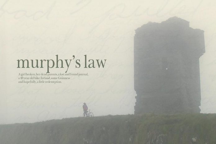 Murphy's Law, which won the Best Documentary award at the 2016 Fingal Film Festival, is screening at Showplace on December 3. Filmmaker Megan Murphy will be there for a post-screening Q&A. (photo: Megan Murphy)