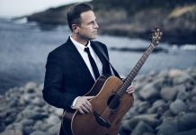 "Market Hall Performing Arts Centre and the Canadian Mental Health Association, Halliburton, Kawartha, Pine Ridge present ""an evening of song andstory"" with Séan McCann at 8 p.m. on Saturday, November 26 (publicity photo)"