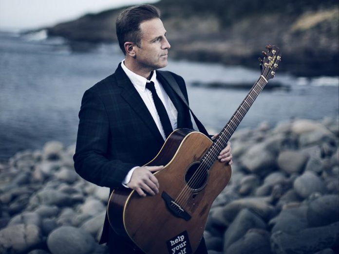 """Market Hall Performing Arts Centre and the Canadian Mental Health Association, Halliburton, Kawartha, Pine Ridge present """"an evening of song andstory"""" with Séan McCann at 8 p.m. on Saturday, November 26 (publicity photo)"""