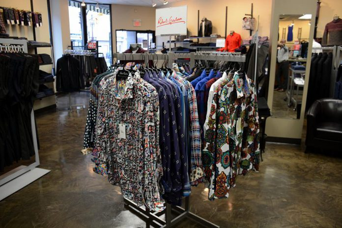 Companies like Robert Graham, Au Noir, Stenströms, and Sand are making shirts than can be worn for almost any occasion.  (Photo: Eva Fisher)