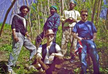 Reggae rockers House of David Gang will heat up Maynooth when they perform at The Arlington's 10th Anniversary Sagittarius Party on Saturday, December 3 (publicity photo)