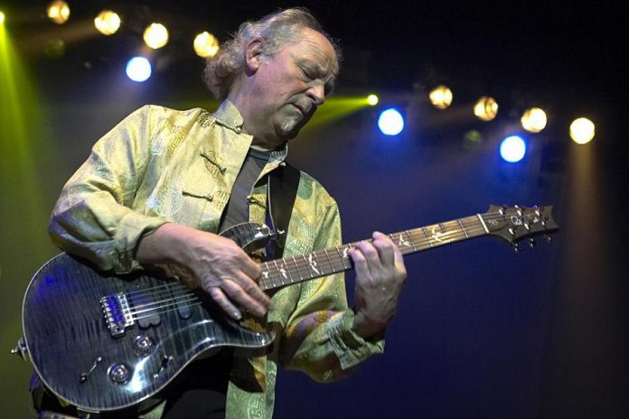 Give the gift of entertainment by purchasing tickets to an upcoming shows at Peterborough's Market Hall, like The Martin Barre Band on April 11th featuring the renowned guitarist of Jethro Tull (photo: Wayne Herrschaft)