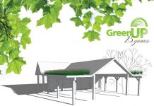 In celebration of GreenUP's 25th year, plans are being made to make improvements to the facilities at GreenUP Ecology Park which is located on Ashburnham Drive, in the heart of Peterborough (graphic: GreenUP)