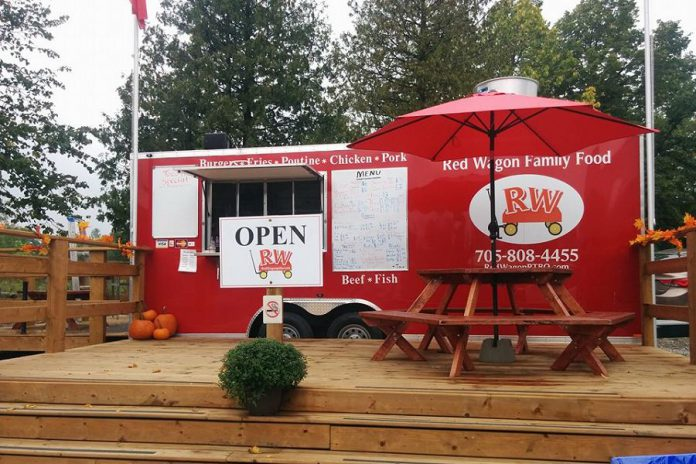 The new owners of Reggie's Hot Grill also own Red Wagon Family Food (photo: Red Wagon Family Food / Facebook)