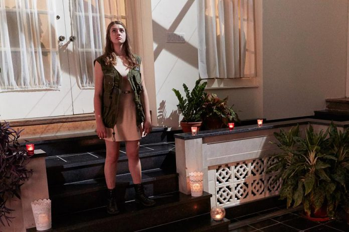 In Sadie's Last Days on Earth, Morgan Taylor Campbell stars as Sadie Collins, a teenaged girl who's terrified of the forecasted apocalypse (photo: Jag Gundu)