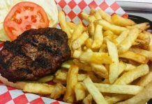 An updated Reggie's Hot Grill in Peterborough's East City has reopened under the ownership of Steve and Carolyn Effer and features original Reggie's recipes (photo: Reggie's Hot Grill / Facebook)