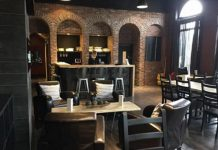 The Lounge by Lignum in downtown Peterborough opened on January 18, 2017 (photo: Lignum)
