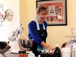 Leslie Bradford-Scott, founder of award-winning Walton Wood Farm, is featured in the first episode of the new business video series BizMapPtbo (photo: BizMapPtbo)