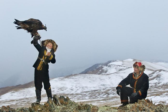 This year at ReFrame Film Festival, GreenUP is sponsoring The Eagle Huntress, the kickoff feature film being screened on Thursday, January 26th. This cinematically breathtaking film takes the viewer into one of the word's last true wildernesses, following the story of Aisholpan, a 13 year old who defies gender norms to chase her dreams of becoming an Eagle Hunter.
