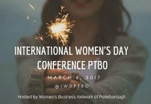 """""""Inspire. Empower. Act!"""" is the theme of the International Women's Day Conference in Peterborough, which takes place on March 8 at Ashburnham Reception Centre"""