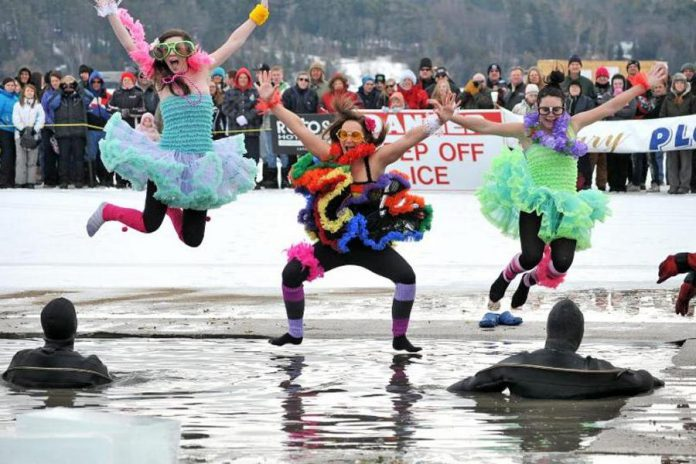 The BEL Rotary 37th Annual Polar Plunge takes place on Sunday, February 5th at 12 p.m. Plungers are invited to show their Canadian pride and celebrate Canada 150.