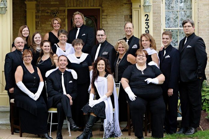 The Peterborough Pop Ensemble, led by artistic director Barbara Monahan, has been performing for 17 years (photo courtesy of Peterborough Pop Ensemble)
