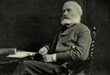 Time-zone inventor Sir Sandford Fleming in 1895 (photo: Wikipedia)