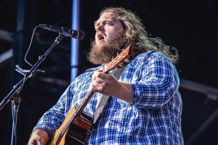 Singer-songwriter and guitarist Matt Andersen brings his giant soulful voice back to Peterborough when he takes the stage at Showplace Performance Centre on Sunday, March 26 (photo: Sean Sisk)