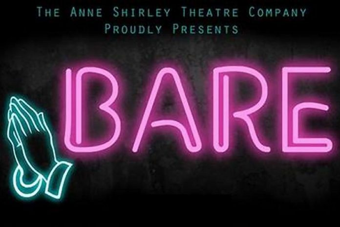 Bare: A Pop Opera runs for six performances in March