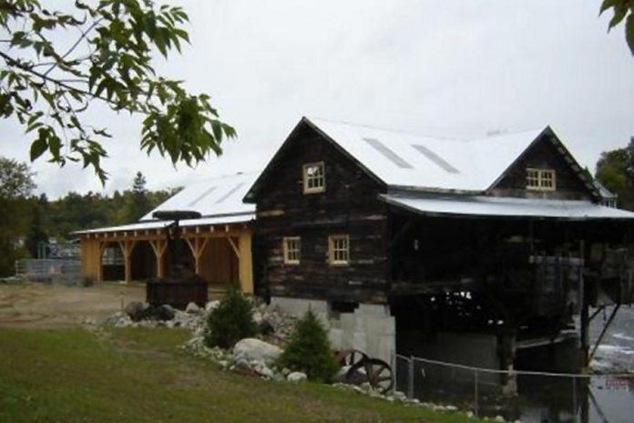 The Austin Sawmill in Kinmount  (photo: artsandheritagetrail.com)